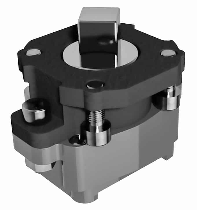Actuation kit for ball valves BK1 - EFFAST - 100% Made in Italy