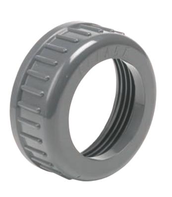 PVC-U Union nut - EFFAST - 100% Made in Italy