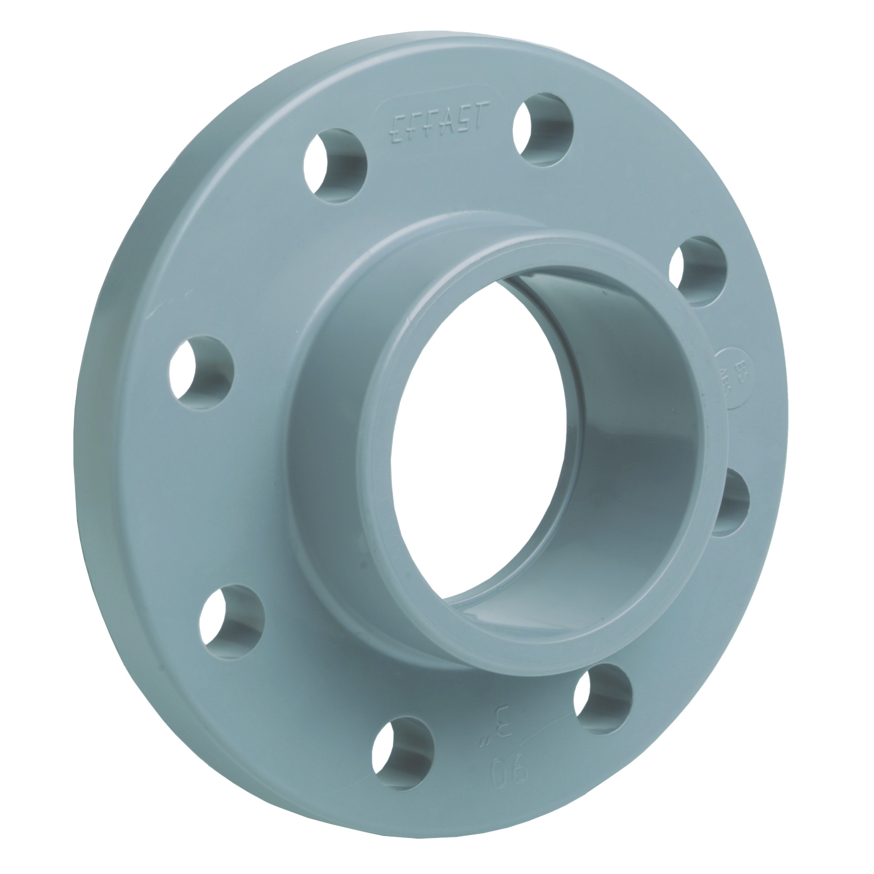 ABS fixed flange BS 10 table D/E - EFFAST - 100% Made in Italy