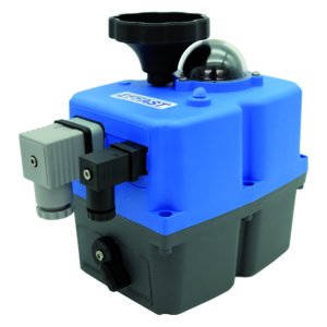 Electric actuator 12V AC/DC - EFFAST - 100% Made in Italy