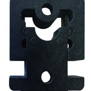 Base for ball valves BK1 - EFFAST - 100% Made in Italy