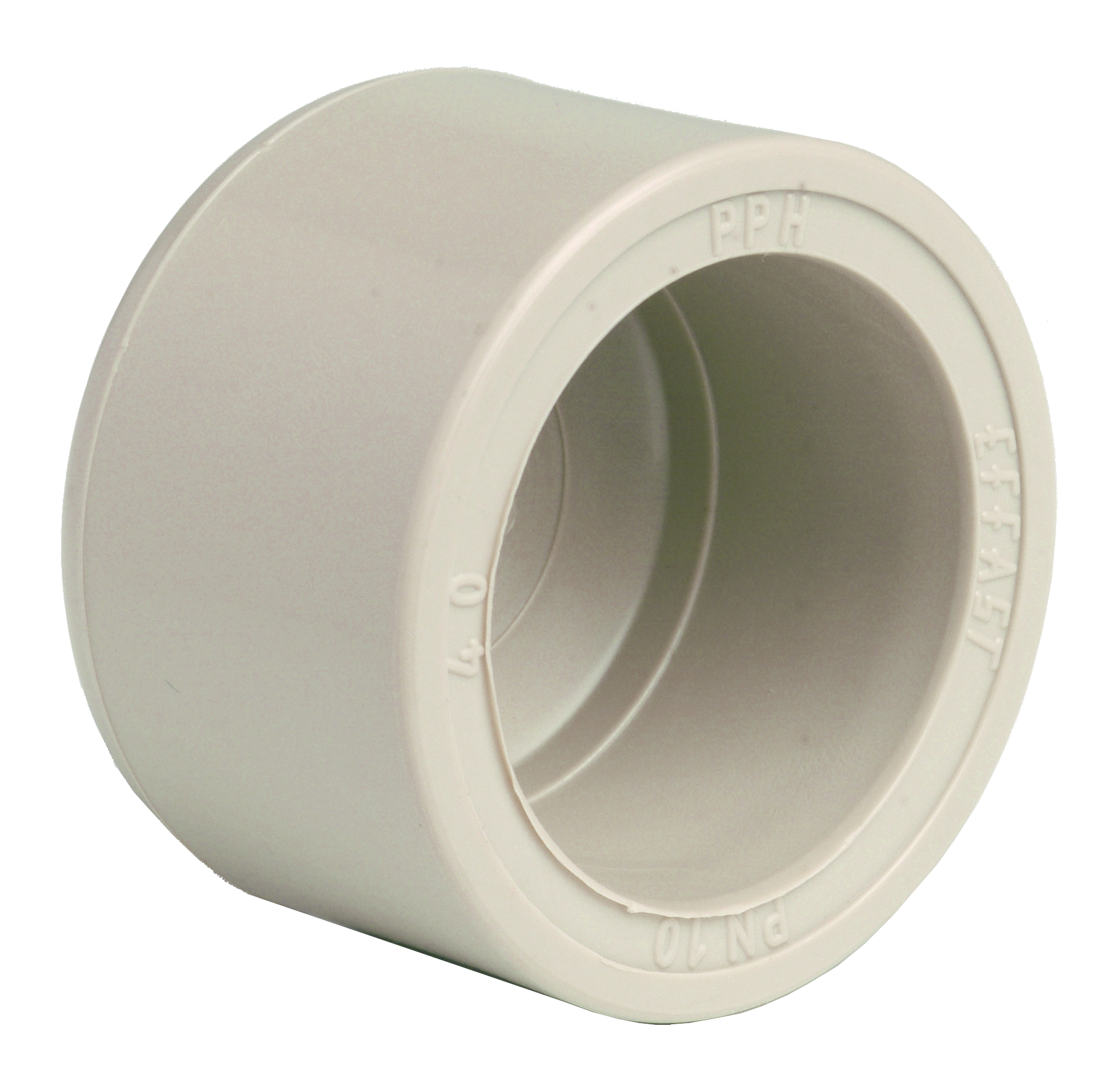 PP-H end cap - EFFAST - 100% Made in Italy
