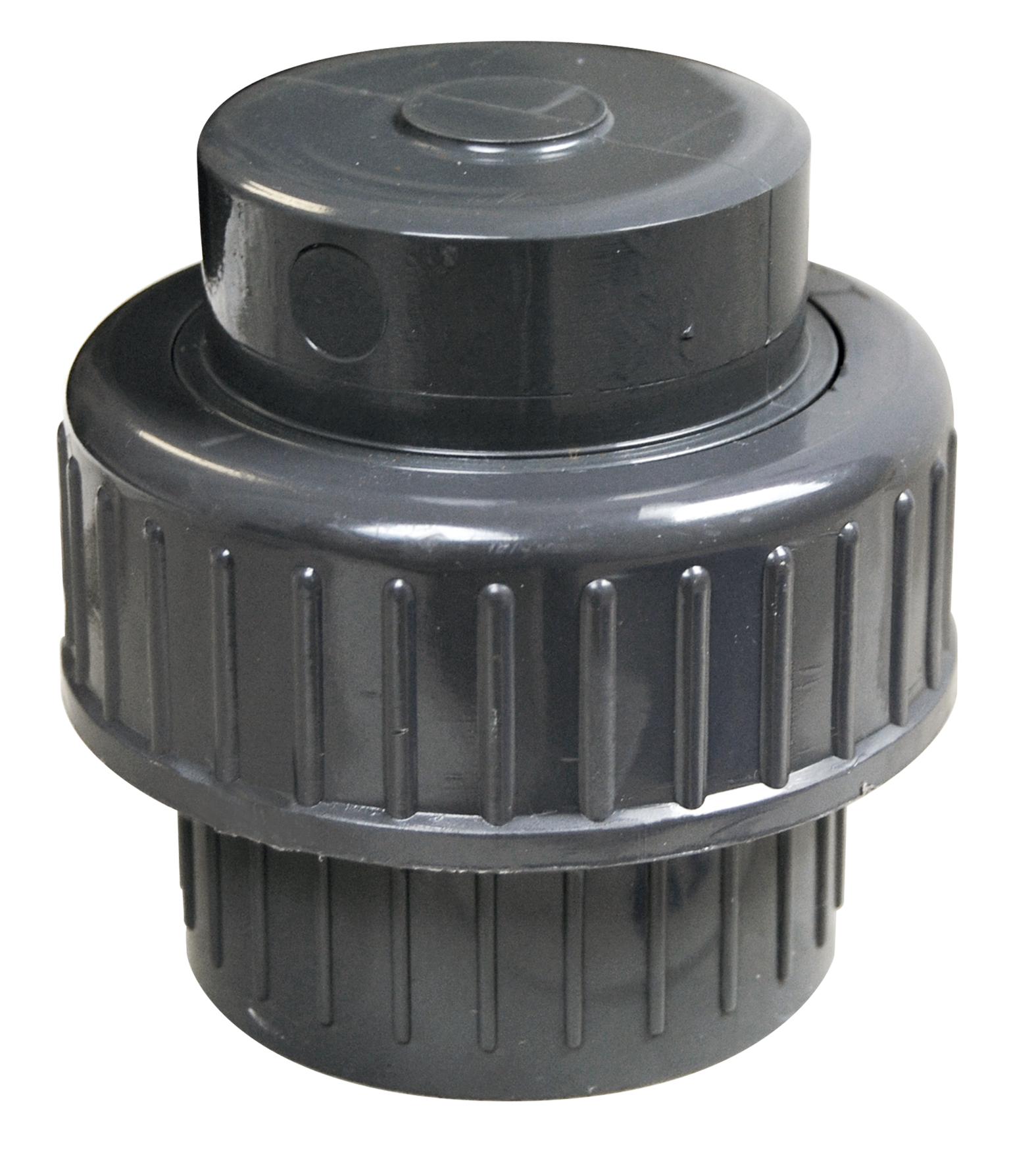 PVC-U bocchettone con tappo - EFFAST - 100% Made in Italy