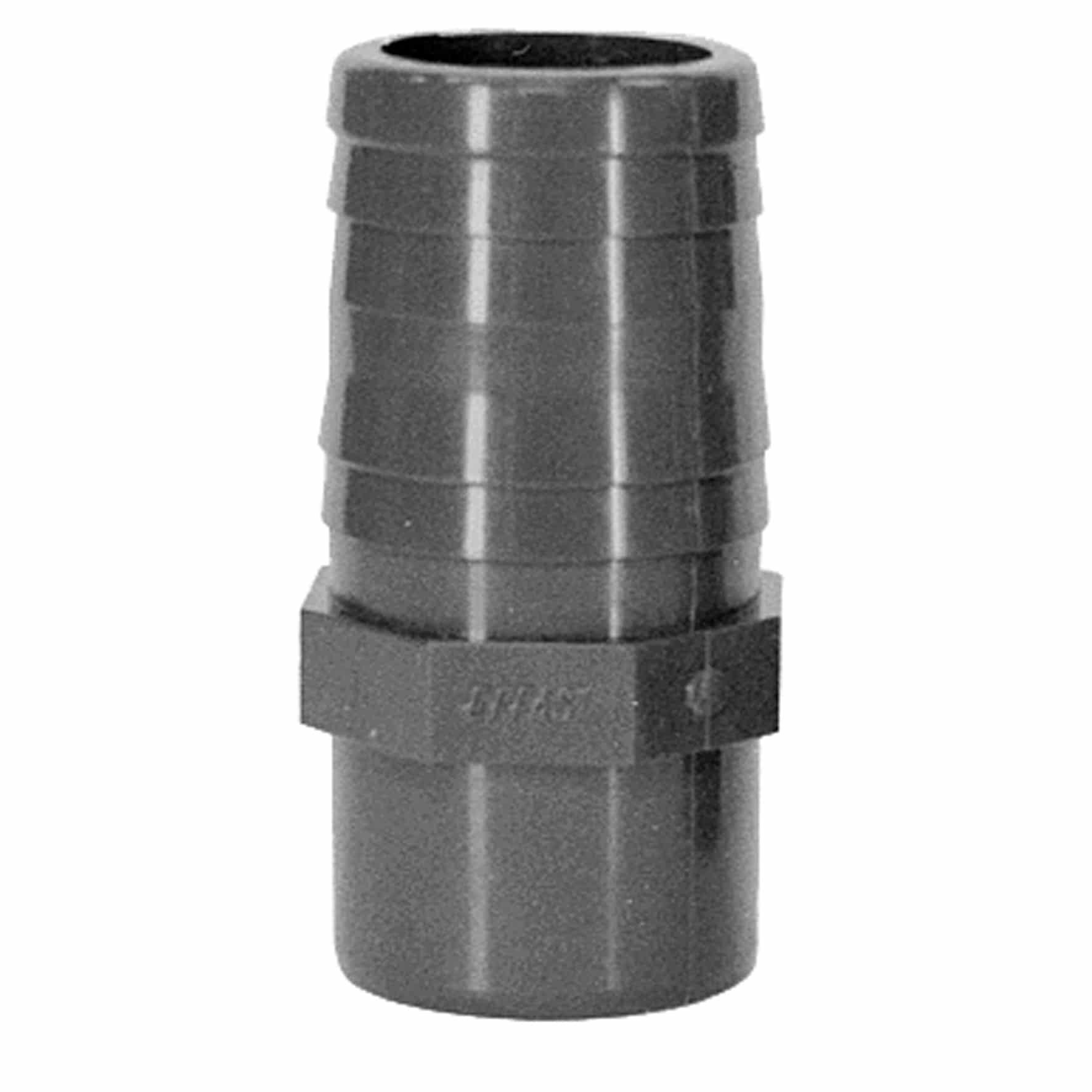 PVC-U Hose adaptor - EFFAST - 100% Made in Italy