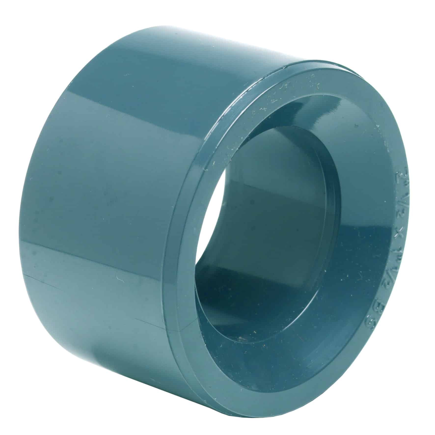 PVC-U reducing bush male - female - EFFAST - 100% Made in Italy