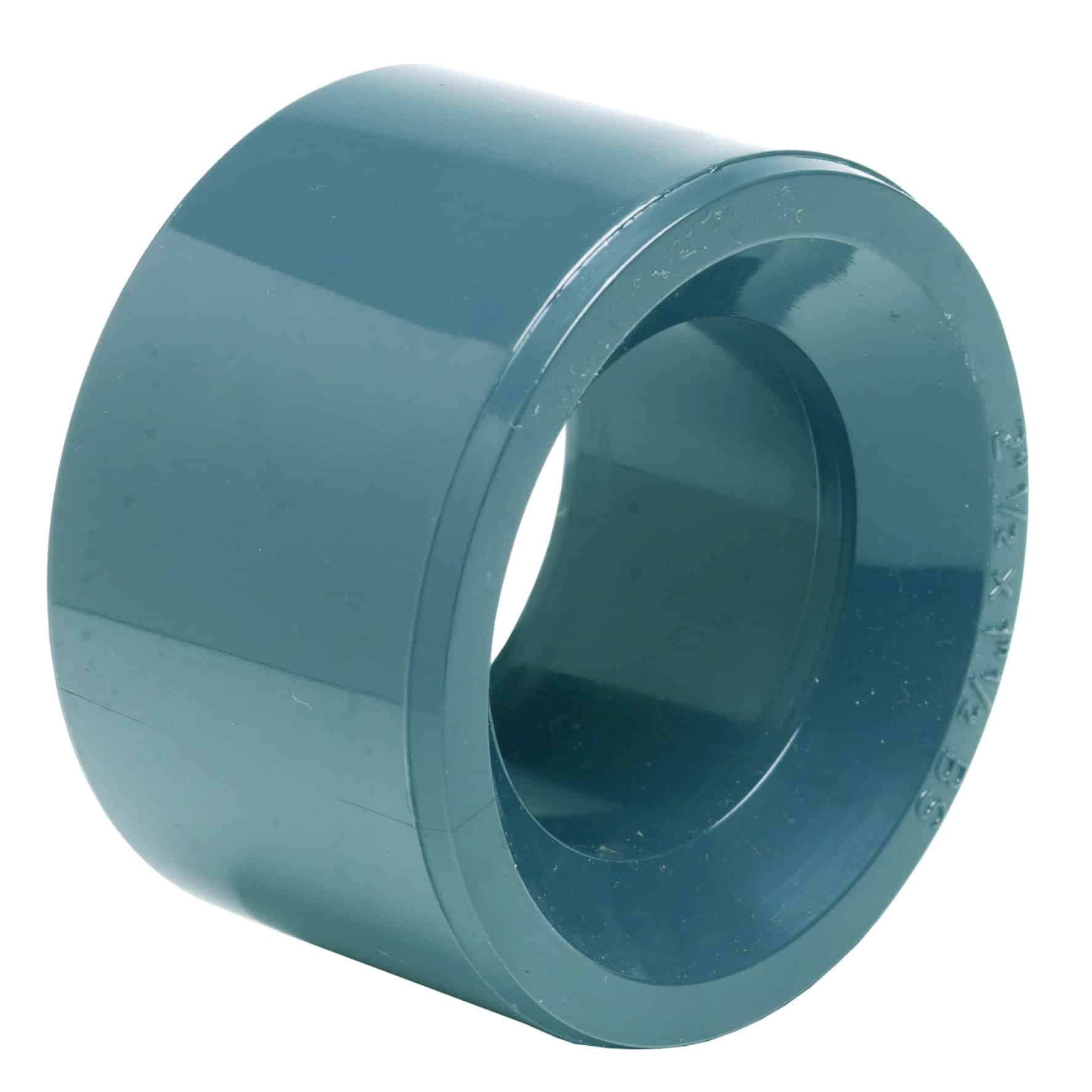 PVC-U riduzione lunga femmina/maschio - femmina - EFFAST - 100% Made in Italy