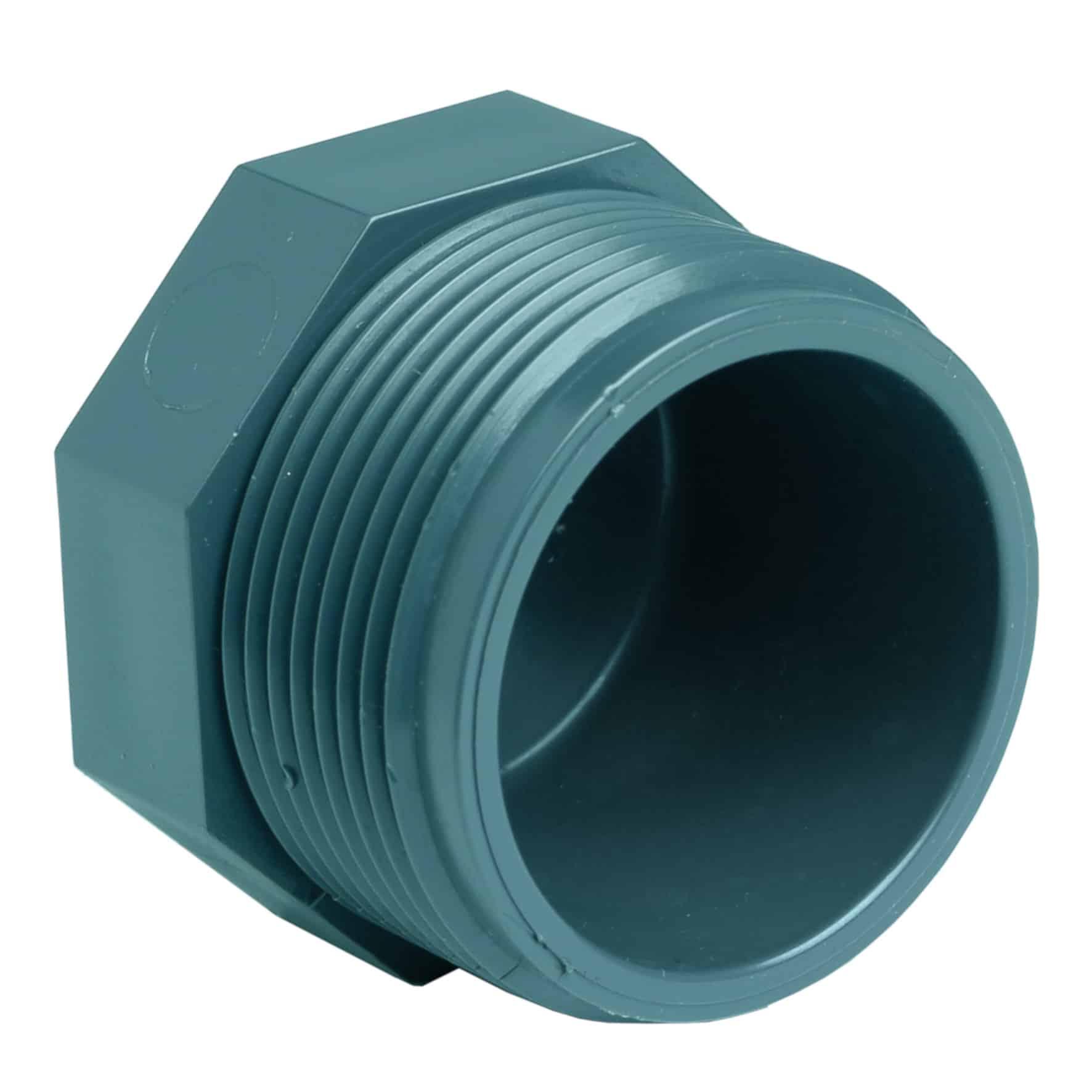 PVC-U plug - EFFAST - 100% Made in Italy