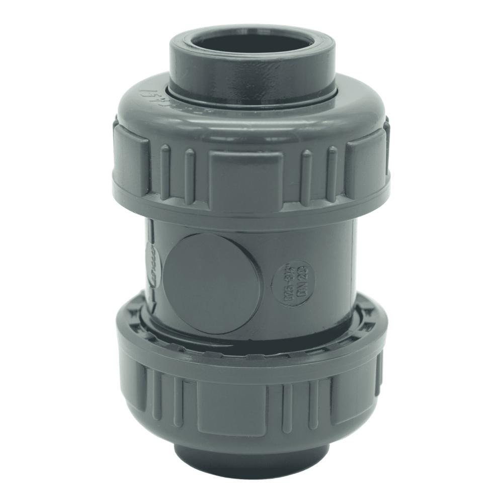 PVC-U foot valve HV - EFFAST - 100% Made in Italy