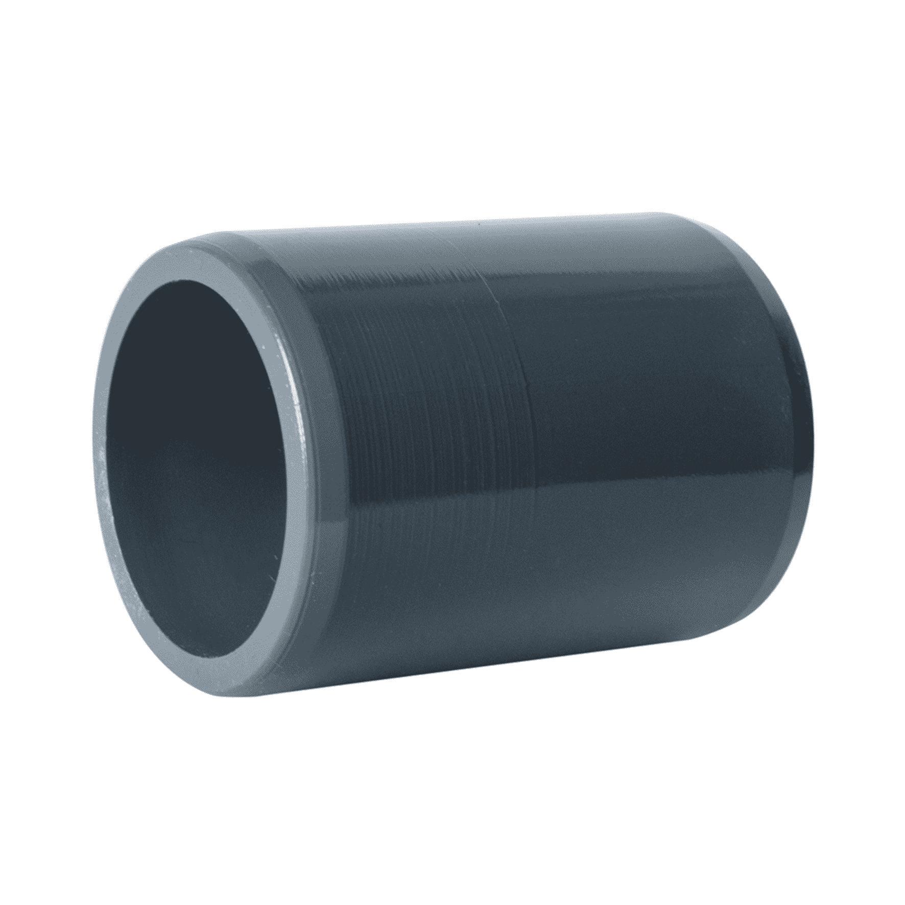 PVC-U manicotto maschio - EFFAST - 100% Made in Italy