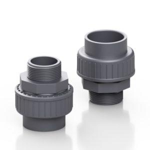PVC-U bocchettone - EFFAST - 100% Made in Italy