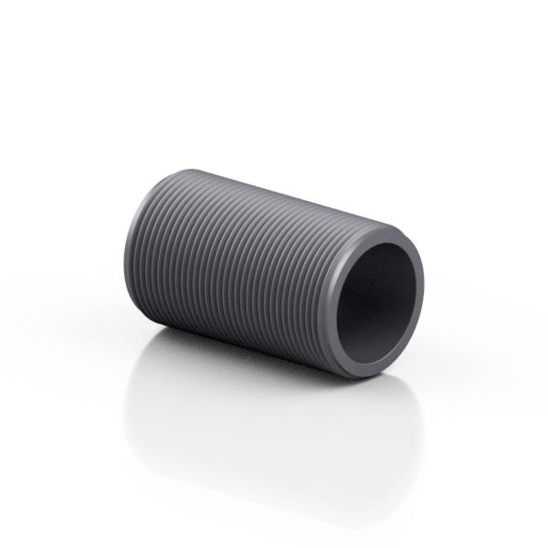 PVC-U barra filettata BSPP - EFFAST - 100% Made in Italy