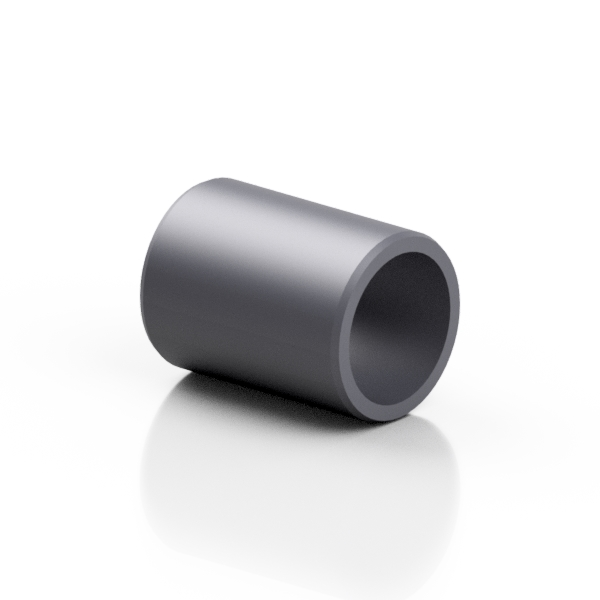 PVC-U male plain fitting - EFFAST - 100% Made in Italy