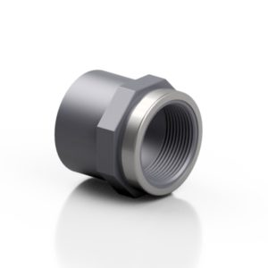PVC-U socket - EFFAST - 100% Made in Italy