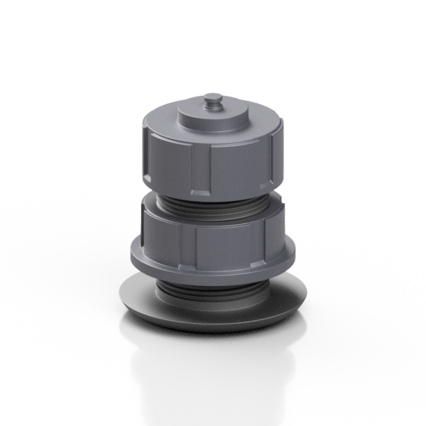 PVC-U/PP tank adaptor - EFFAST - 100% Made in Italy