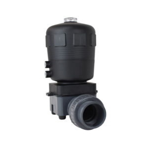 PVC-U pneumatic diaphragm valve - EFFAST - 100% Made in Italy