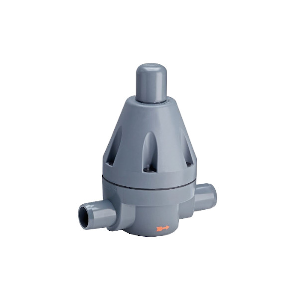 PVC-U pressure reducer valve - EFFAST - 100% Made in Italy
