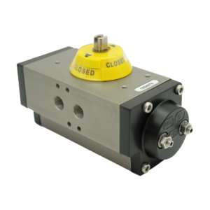 Pneumatic actuator double acting - EFFAST - 100% Made in Italy