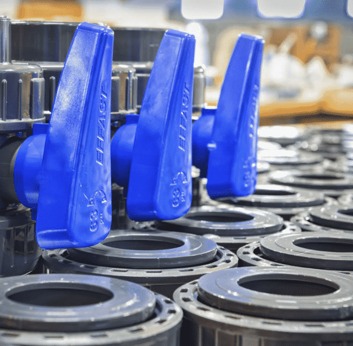 PVC-U Effast valves- EFFAST - 100% Made in Italy
