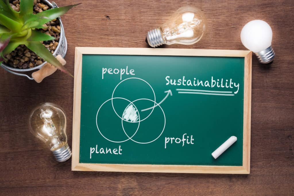 """Sustainability - EFFAST - 100% Made in Italy"""""""