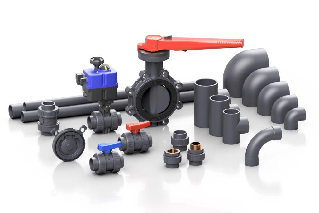 Polimeri PVC-U - EFFAST - 100% Made in Italy