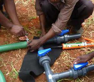 CASE STUDY: Namisu Children's Village Sanitation Project (Malawi)