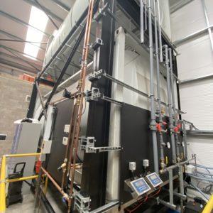 I sistemi Effast Polypipe permettono una produzione più efficiente per Kilo, specialisti in ingredienti alimentari