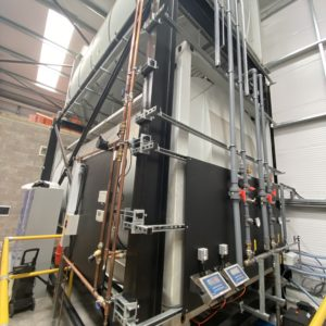 Polypipe's Effast system offers more efficient production for food ingredients specialist Kilo